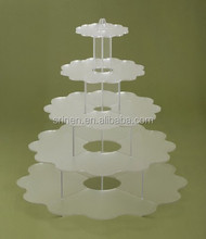 Hand Made Exqusite Acrylic Cake Pedestals Wholesale