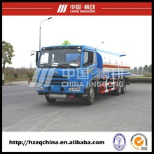 High Capacity Military Chemical Fuel Oil Tanker Truck With Best Aftermarket