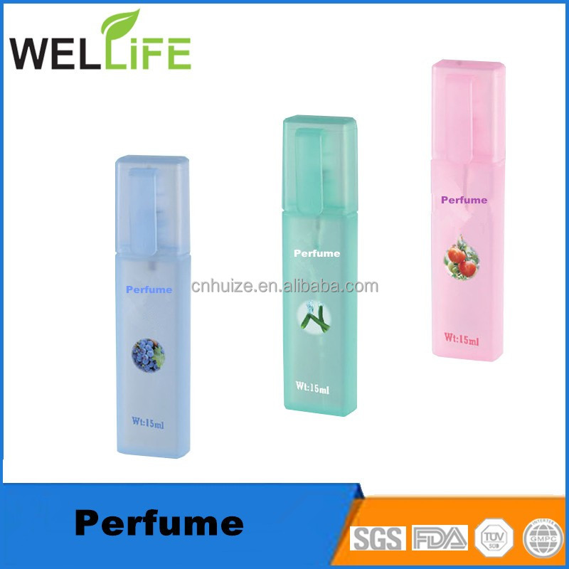 Ningbo factory Wholesale body spray perfume for gift perfume