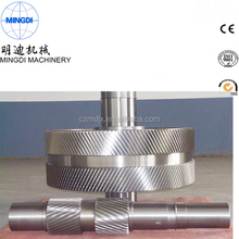 Top Grade Double Helical Gear / Herringbone Gear / Double Helical Spur Wheel with Large Modulus