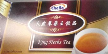 King Herbs Tea
