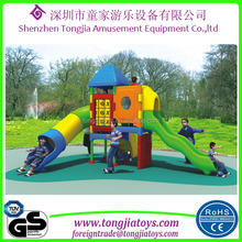 New arrival outdoor playground equipment kids playground set plastic park models