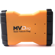 Best Chip Board MVD Bluetooth MVDiag Car Truck Diagnostic Tool TCS New VC-I Multi Vehicle Diag with V5.008R2 software tcs cdp