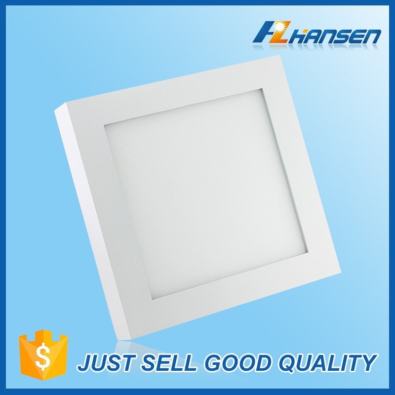 High quality ultra thin led ceiling 7inch, led suspended ceiling light, 15w led ceiling light for office
