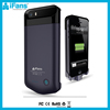 2014 New iFans Mobile Phone Battery Cover 2200mAh For iPhone 5