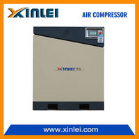 5.5kw air compressor screw 7.5hp XLAM7.5A-S1 small screw type air compressor
