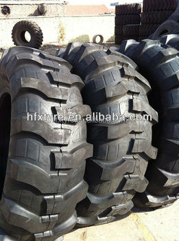 Backhoe tire 16.9-28