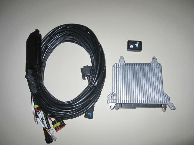 LPG/CNG Conversion Mini Kit