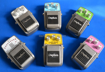 2017 Promoting Daphon analog Guitar Effects Pedals