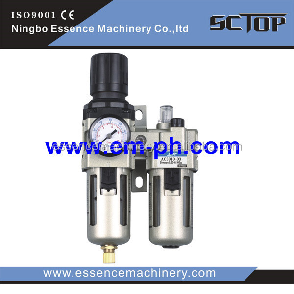 PNEUTOP high quality standard air or water or oil digital hydraulic Pressure regulator with gauge types ,china manufacture