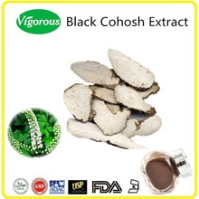 High quality natural black cohosh root extract supplier