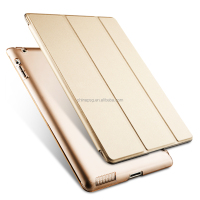 Strong Absorption Function PU Leather Case Smart Magnetic Case for iPad Air1/2, Original Cover for ipad Air1/2