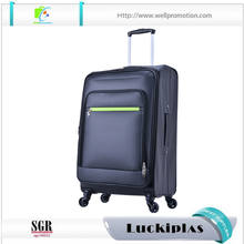 Hot Sale Taptop Carry On Bright Color Ballistic Nylon Travel Luggage