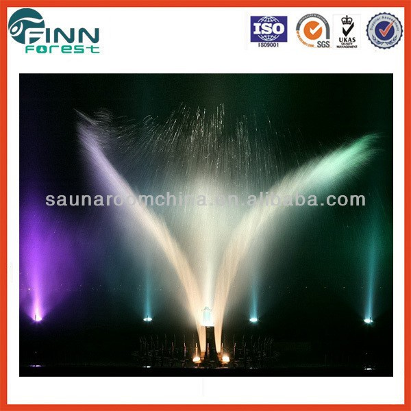 Cheap Price China Swing Dancing Fountain nozzle for pool