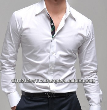 Men Western Style Slim shirts