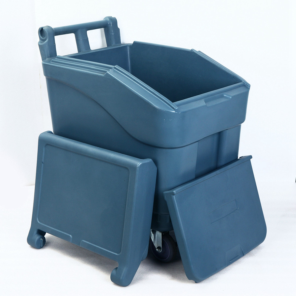 KJB-C02 Ice Caddy; Slding --lid ice caddy; Ice Storage Trolley; Hotel& Bar