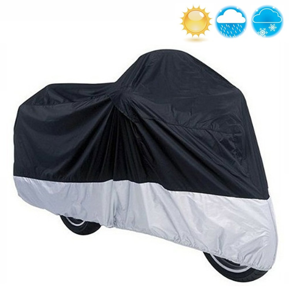 2018 OEM Night Reflective Windshield Liner Motorcycle Cover with Lock-holes Design