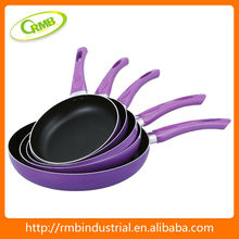 aluminum frying pan set spider pan ceramic pan