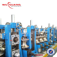 high frequency carbon steel tube making machine