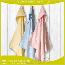 2016 china wholesale organic bamboo terry hooded towels baby towels