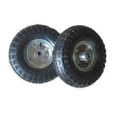 10 inch Small Pneumatic Rubber Air Wheels
