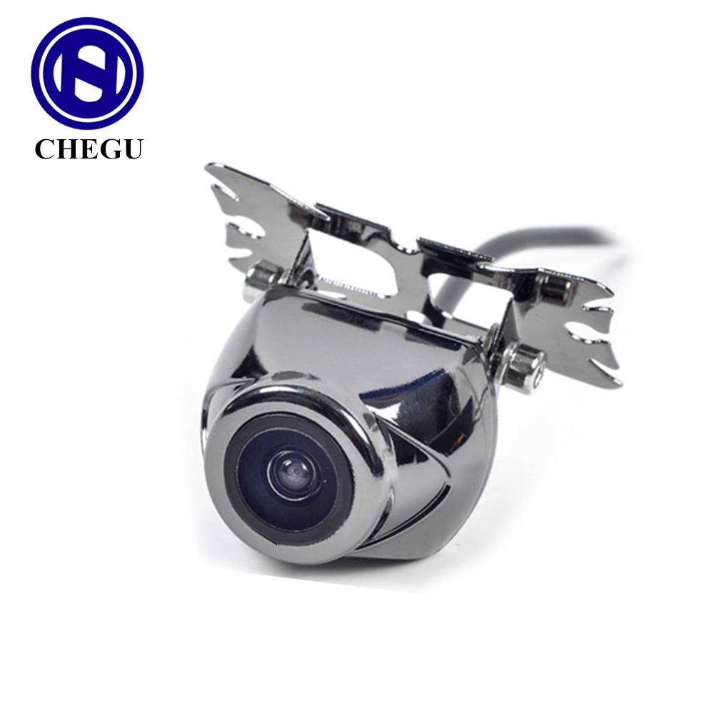 Metal vehicle camera Latest Multi View Screw Mounted Car Front View Rearview car reverse Camera