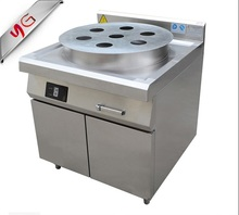Commercial electric vegetable steamers(free standing)