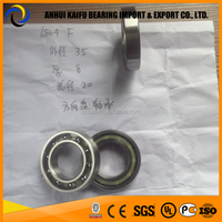Steer wheel bearing size 20x35x8 mm 6804