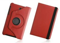 For ASUS FonePad HD 7 ME372CG ME372 360 Rotating Leather Case Cover