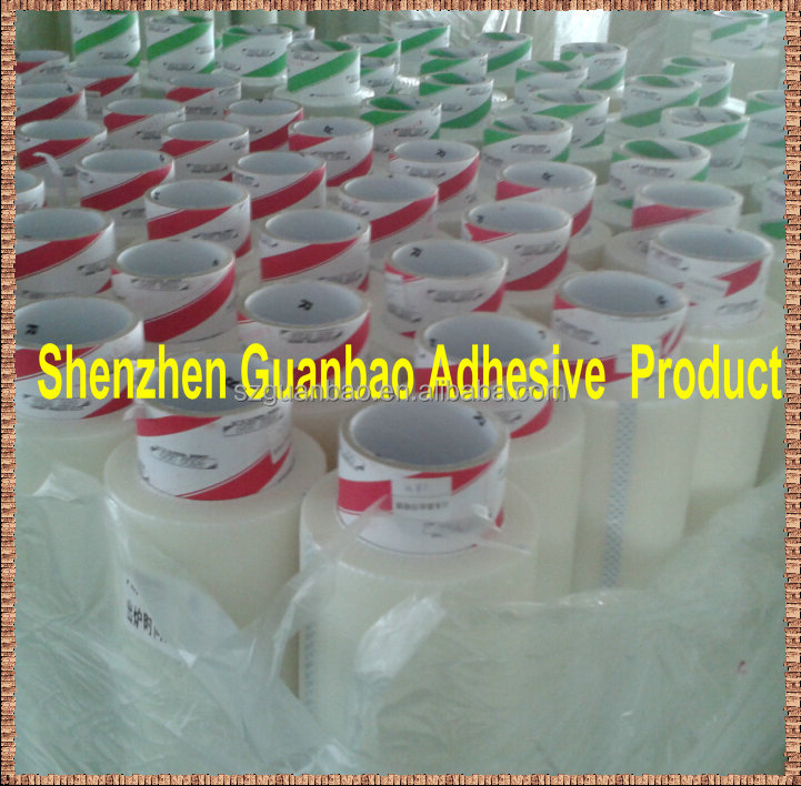 20micron matt biaxially oriented pp film with adhesive