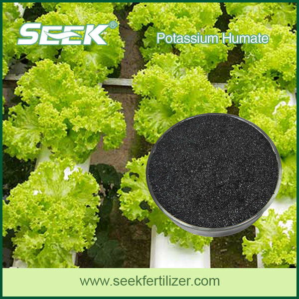 SEEK humic acid for human consumption