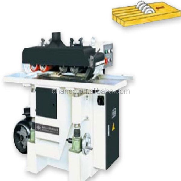 Most popular promotional multi rip saw machine