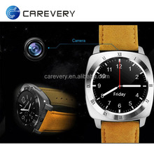 Cheapest android gsm smart watch phone with IPS capacitive touch screen