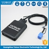 handsfree/mp3/sd /usb/iphone yatour yt-m07