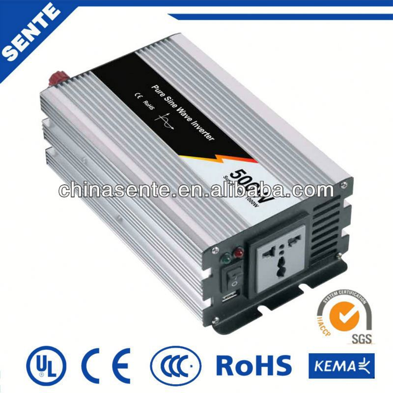 CE approval 500w pure sine wave frequency inverter omron 50Hz/60Hz with high quality and best price