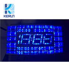 High quality krs-5264 KeRun 0.56 inch 2 digit white color 7 seven segment 2 digit led numeric display