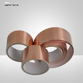 double sided conductive bare adhesive copper foil tape with logo
