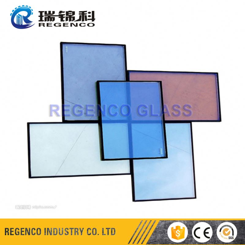 Tempered Curved Clear Float Plain Glass