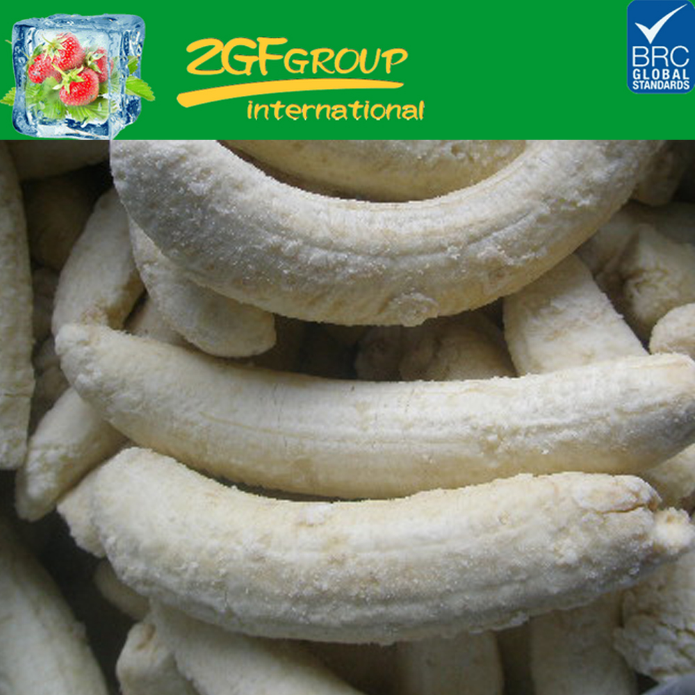 frozen banana import