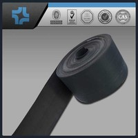 anti-corrosion plastic sheet black PTFE teflon board roll