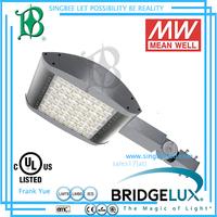 2014 New DLC 10 years warranty UL outdoor gooseneck lighting fixtures