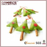 DIY reusable felt Christmas gift tree, company Xmas gift