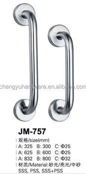 High Quality Stainless Steel Glass Door Handle JM-757