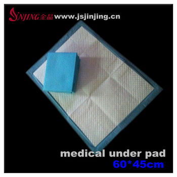 Disposable Medical Absorbent Pad