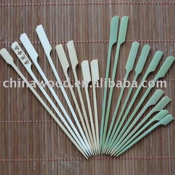 Bamboo Skewer for BBQ use