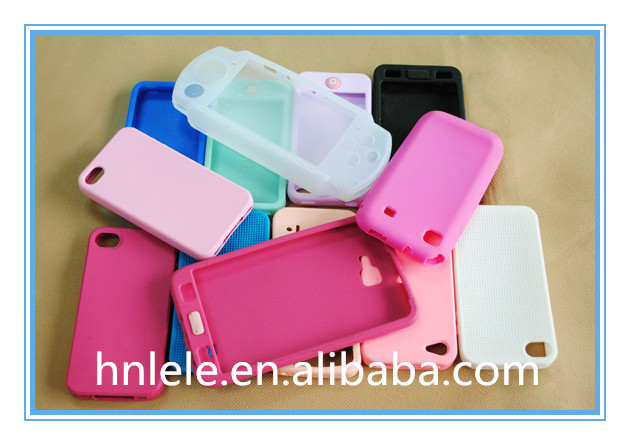 Factory Custom Silicone Mobile Phone Cover