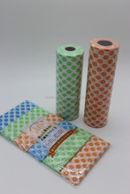 Nonwoven/Microfiber Fabric/Spunlace Household Cleaning Wet Cloth/Wipe wet cleaning wipe, cleaning