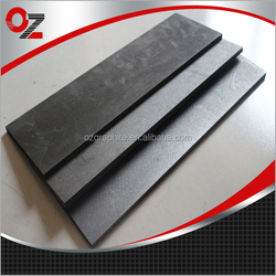 High carbon low sulfur graphite plate use in gold melting furnace