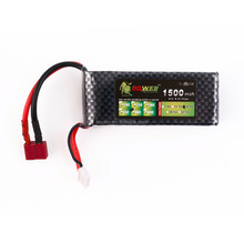 14.8V 1500Mah 40C Lion Lipo Battery For RC Car Airplane