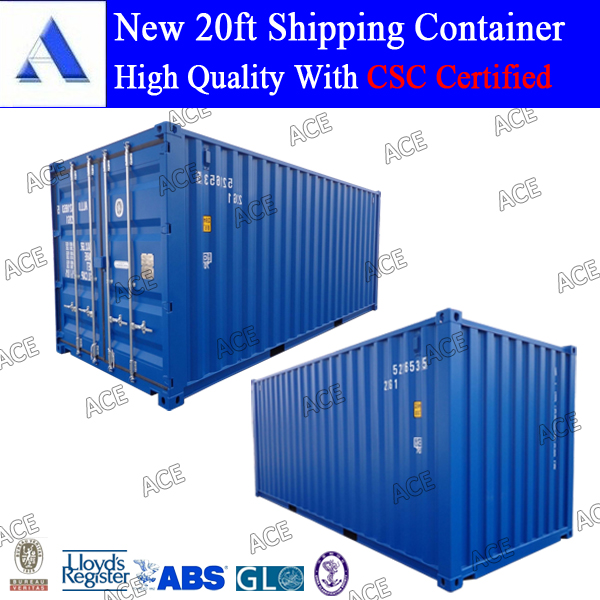 one way shipping 20ft 40ft container to USA, Philippines